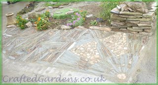 Cornish Paving Feature Tintagel